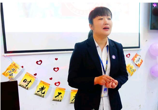 汤凤云老师寄语毕业班级