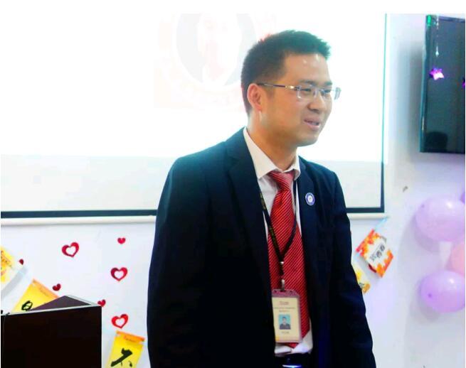 刘义刚老师寄语毕业班级