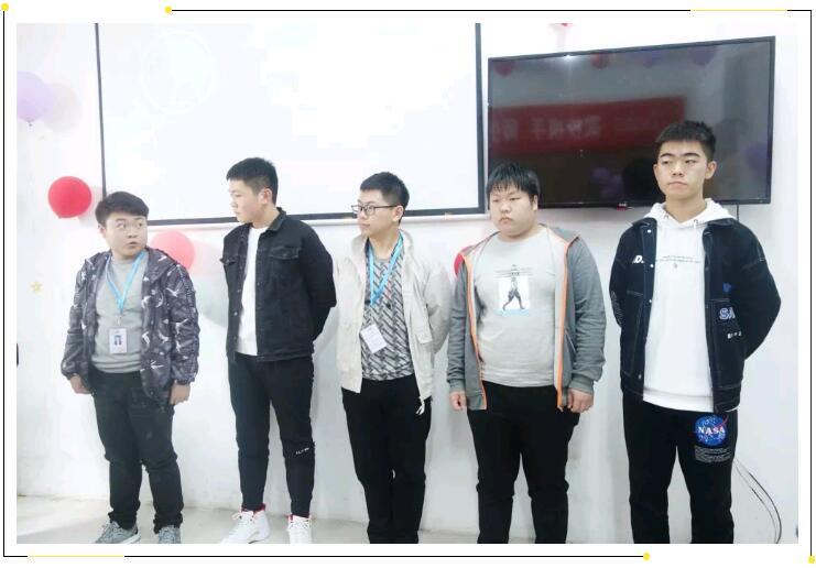 北大青鸟郑州翔天信鸽Y2 88班产品创意会