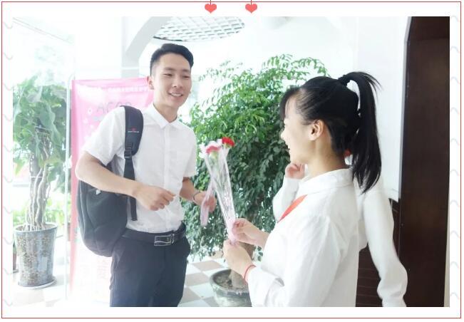郑州北大青鸟翔天信鸽带你领略教师节新风尚!