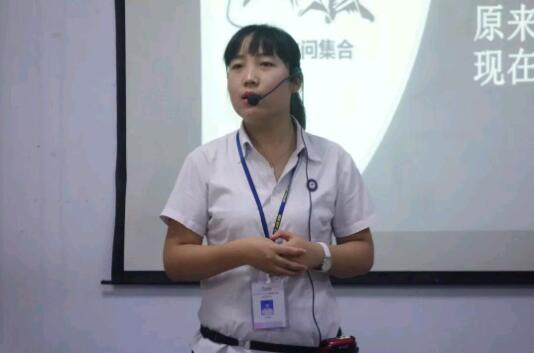 郑州北大青鸟翔天信鸽Q1903班开学典礼――我们都是追梦人
