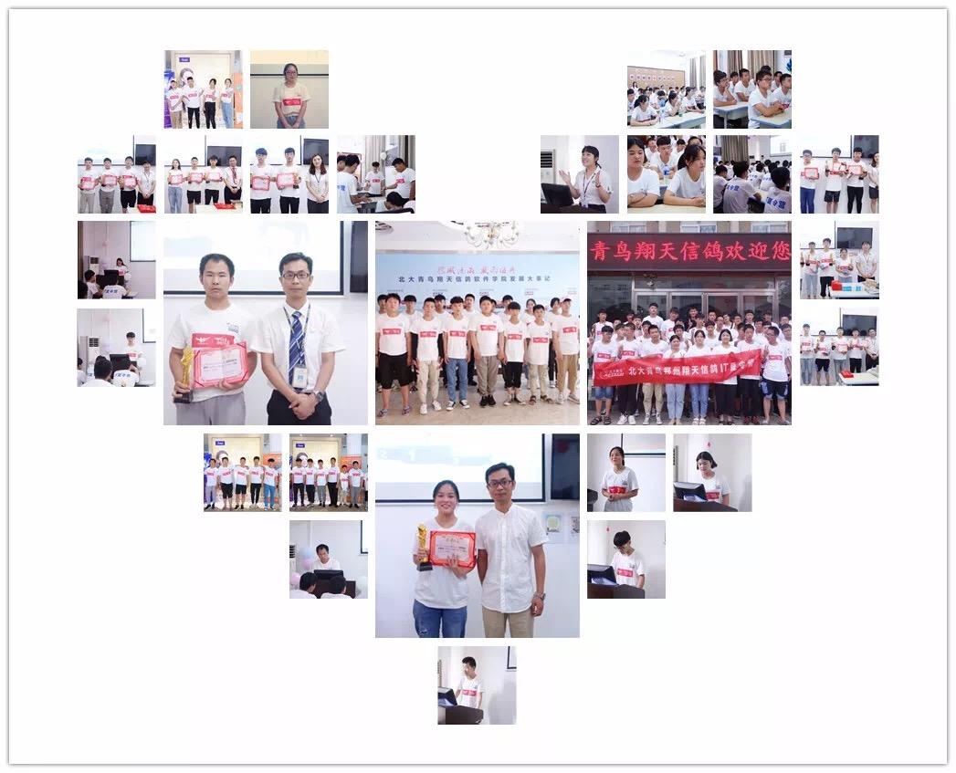 郑州北大青鸟翔天信鸽学校怎么样呢