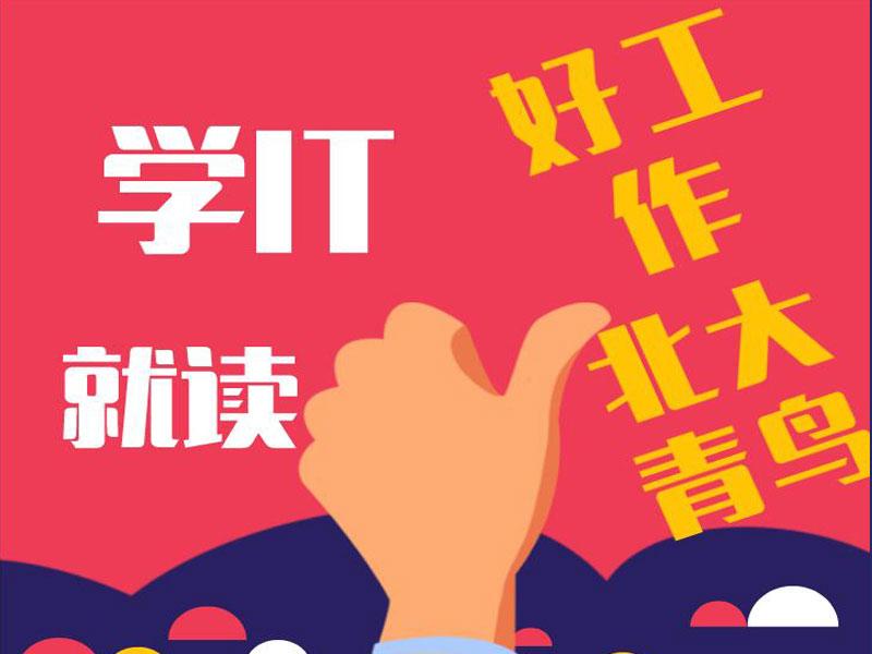 郑州北大青鸟翔天信鸽本周免费课程上新