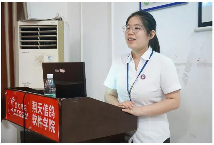 郑州北大青鸟翔天信鸽A317班PPT大赛:从0 开始,你也可以成为技术大拿