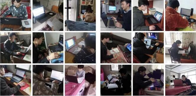 郑州北大青鸟翔天信鸽线上直播拯救那些即将废掉的人!