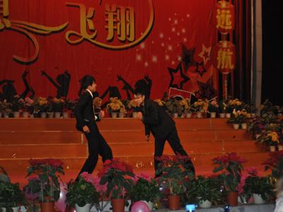 歌伴舞《千年等一回》