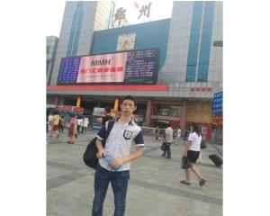 郑州北大青鸟翔天信鸽学校终于迎来盐津山区学员入学报道啦!